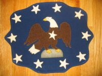 Regal Eagle - Wall Hanging Art